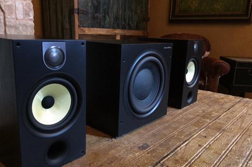 Castle Home Audio