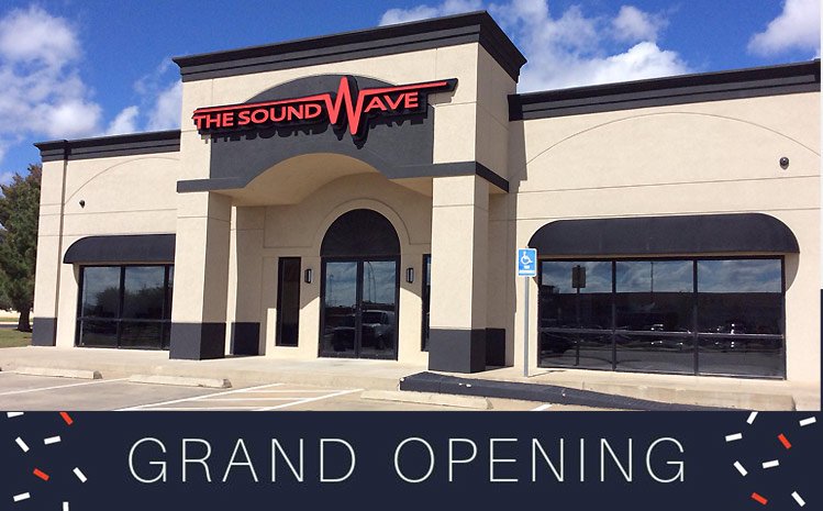 The Soundwave's New Home in Lubbock
