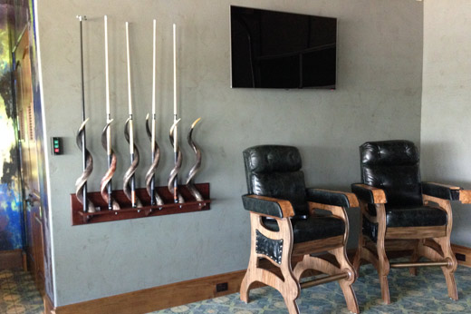 Ranch Game Room