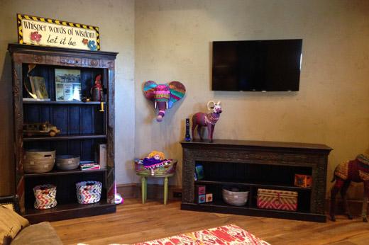 Ranch Den Room Video