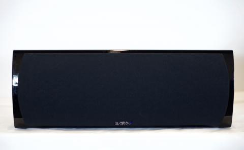 Front View, Energy Connoisseur CC10 Center Channel Speaker.