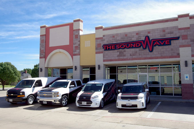 Lubbock Showroom
